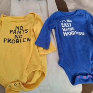 Baby Boy Long Sleeve Onesies for Sale in Chula Vista, CA