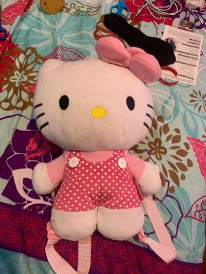 Hello kitty little backpack for Sale in Montclair, NJ