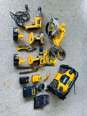 DeWalt tools for Sale in Kailua, HI