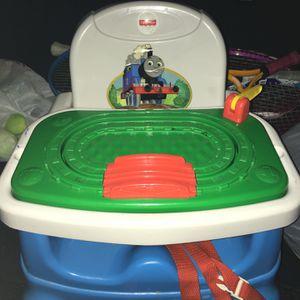 Booster Seat/ Feeding Tray for Sale in Marietta, GA