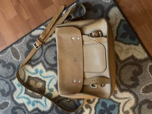 Handmade Cody Jepson men's messenger bag for Sale in Minneapolis, MN