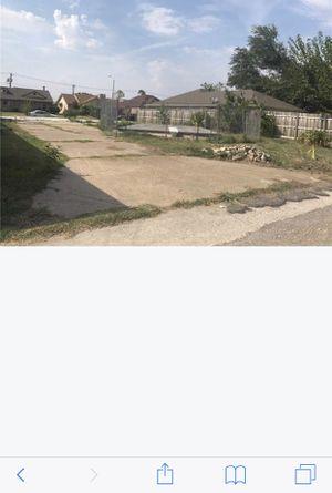 Empty land Lott for Sale in Garland, TX