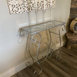 """Console table 10"""" x 38""""x 32""""H for Sale in Vancouver, WA"""