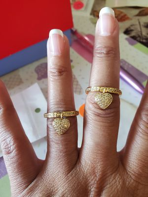 Fashion rings for Sale in E RNCHO DMNGZ, CA