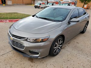 CHEVY MALIBU LT 2018 for Sale in Plano, TX