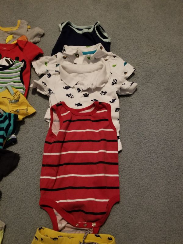 Bundle- $25- Baby boy clothes! 9months, 12 month, 18 month bundle! Great condition!
