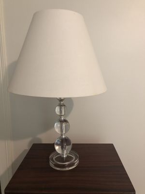 Pottery Barn like stacked ball lamp for Sale in Lexington, KY