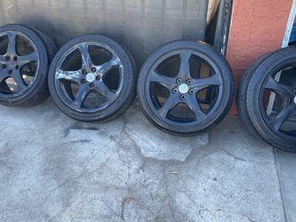 "18"" Lexus Is250 Rims Wheels Tires Stocks Stock for Sale in Los Angeles,  CA"