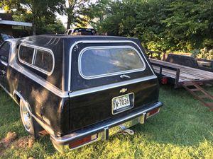 Camper shell of 84 el Camino for Sale in Arlington, TX
