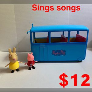 Peppa Pig School Bus for Sale in Rowland Heights, CA