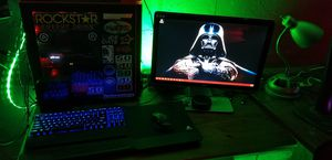 Gaming Pc Setup for Sale in Independence, MO