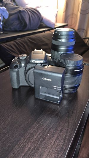 Cannon rebel T7 for Sale in Houston, TX