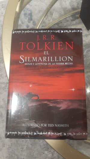 Tolkien el silmarillion libro for Sale in Miami, FL