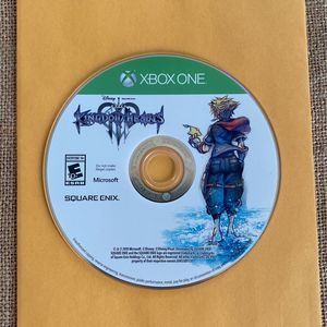 Kingdom Hearts III (Xbox One) for Sale in Battle Ground, IN