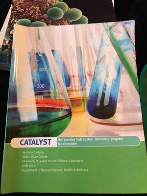 Chemistry catalyst CHM1033L lab for Sale in Miami, FL