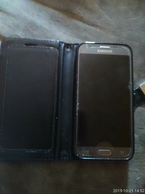 Gray samung phone Boost Mobile and Sprint for Sale in Lawrenceville, GA