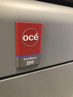 OCE Plotwave 350 printer scanner copier. for Sale in Glendale, AZ
