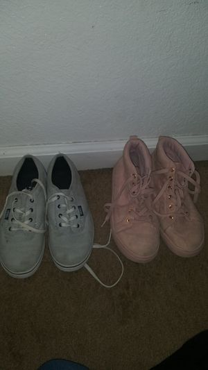 Girl shoes both size 3 for Sale in Denver, CO