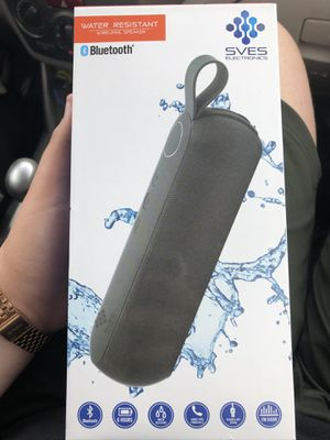 """Bluetooth Water Resistant Wireless Speaker """"BRAND NEW"""" for Sale in Inver Grove Heights, MN"""
