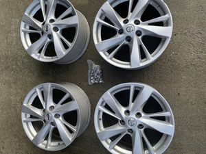 2015 Factory Nissan Altima Rims (18 Inch) (Comes With Lugnuts) for Sale in Clarksville, TN