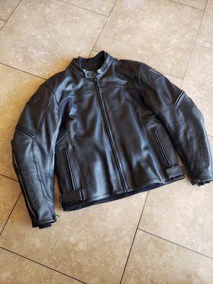 DAINESE Zen Evo LEATHER motorcycle jacket size - ✅ Large ✅ for Sale in Phoenix, AZ