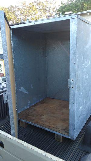 Steel storage bin for Sale in Vallejo, CA