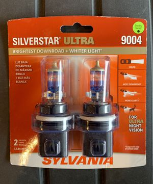 Silverstar Ultra Headlights - 9004 for Sale in Seattle, WA