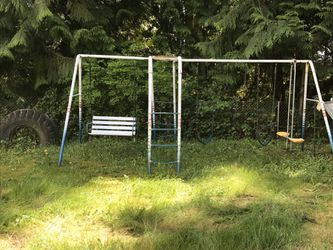 Swing set and sandbox for Sale in Sumner,  WA
