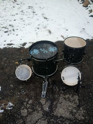 (4) Pcs. Drum set **Just NOW also includes EXTRAS** for Sale in Columbus, OH