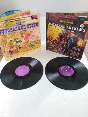Walt Disney Disneyland Records for Sale in Saint CLR SHORES, MI