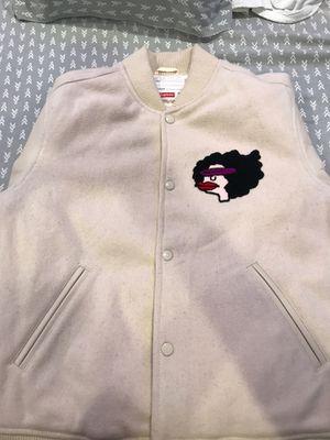 Supreme Gonz Varsity Jacket for Sale in Whittier, CA