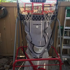 2 Persons Basket Basketball Hoop for Sale in Escondido, CA