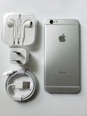 iPhone 6 , Unlocked for All Company Carrier, Excellent Condition like New . for Sale in Springfield, VA