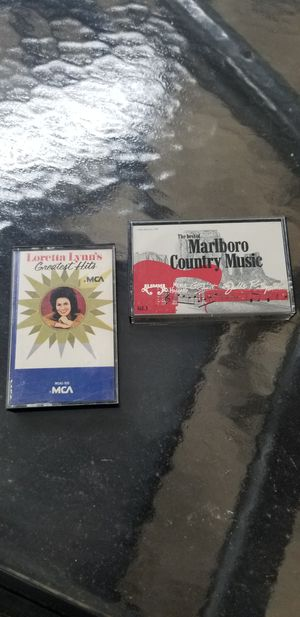 CASSETTE TAPES for Sale in Hagerstown, MD