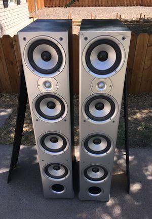 Polk Audio Tower Speakers for Sale in Phoenix, AZ