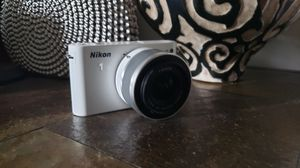 Nikon J1 - Mirrorless Interchangeable Lens Camera + Bag for Sale in Naperville, IL