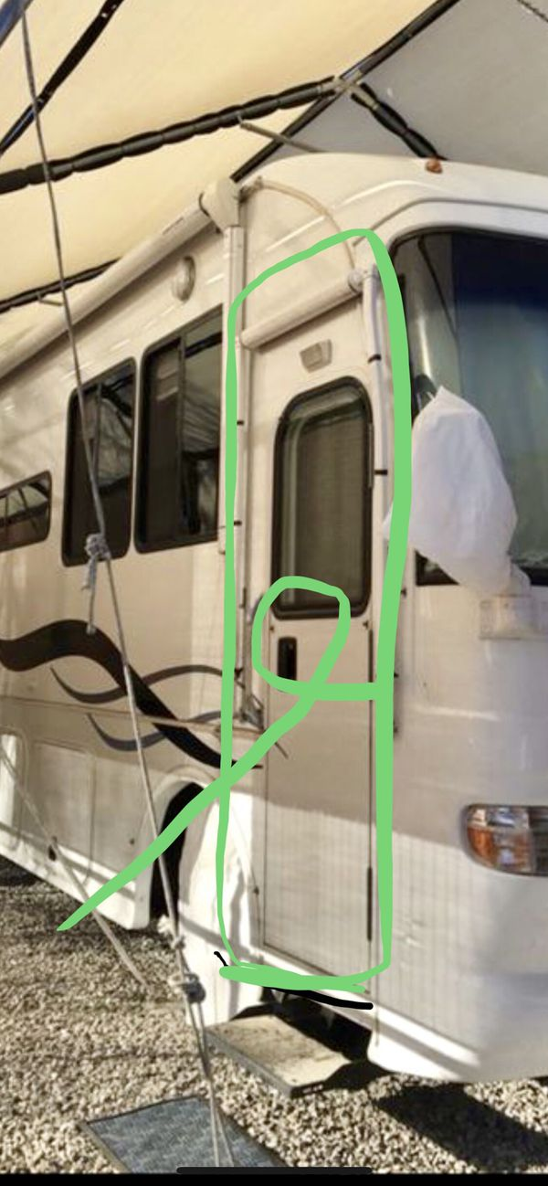Alfa motorhome front Door lock kit brand new Class A diesel pusher