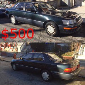 1991 lexus ls400 for Sale in Philadelphia, PA