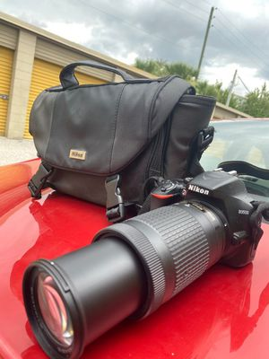 Nikon d3500 for Sale in Kissimmee, FL
