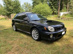 2002 Subaru Impreza WRX for Sale in Bonney Lake, WA