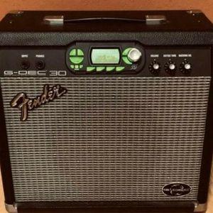 Fender G-Dec 30 Guitar Amp $120 CASH for Sale in Fort Lauderdale, FL