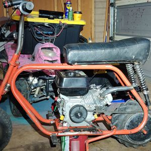 Awesome Vintage Cat 400 Mini Bike! for Sale in Phoenix, AZ