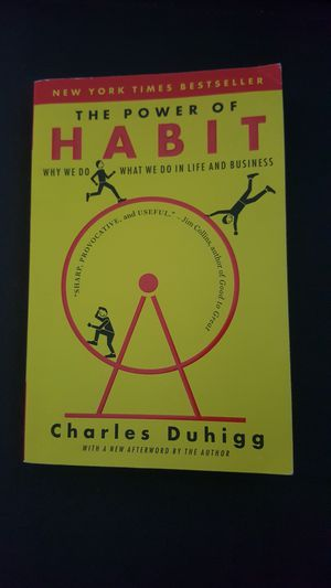 The power of habit for Sale in Dallas, TX