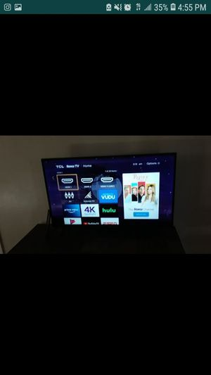 "Tcl roku tv 43"" for Sale in Aloma, FL"