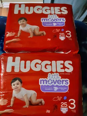 Huggies size 3.4.6 for Sale in Mesquite, TX