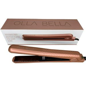 Olla Bella Flat Iron Hair Straightener - Rose Gold for Sale in Long Beach, CA