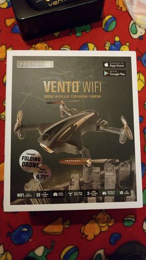 Protocol Vento WIFI Drone for Sale in Raleigh, NC