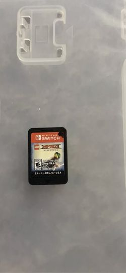 Ninjago Nintendo Switch Game for Sale in Parrish,  FL