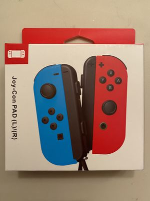 Nintendo Switch Joycon Red/Blue for Sale in Commerce Charter Township, MI
