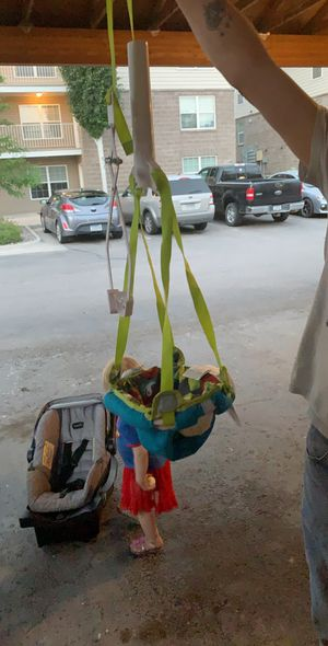 Car seat walker and jumper for Sale in Missoula, MT